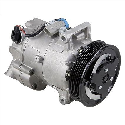 Amazon com: New AC Compressor & A/C Clutch For 2011 Chevy