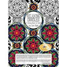Relaxing Doodles: A Coloring Book for Adults