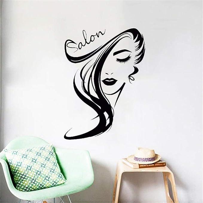 pegatina de pared pegatina de pared frases Chica Belleza