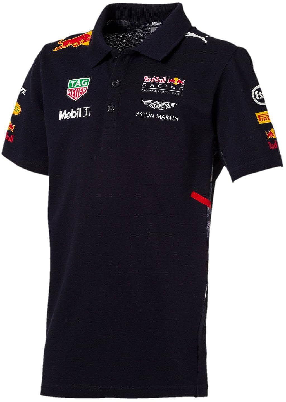 Amazon Red Bull Racing Kids Team Polo Shirt Clothing
