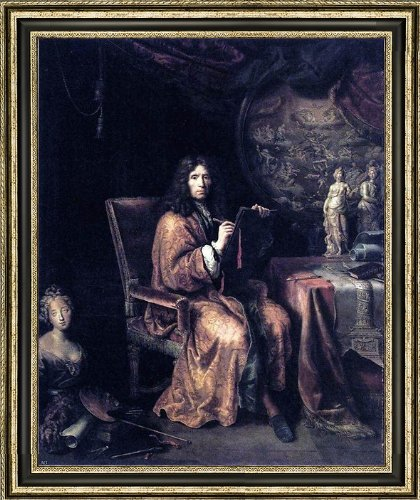 Art Oyster Pierre Mignard Self-Portrait - 20.05