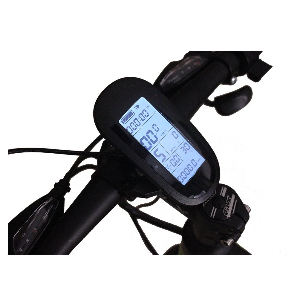 ZOOMPOWER ebike 24v 36v 48v intelligent kt lcd lcd6 ktlcd6 control panel display electric bicycle bike parts kt controller by ZOOMPOWER (Image #5)