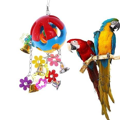 Balacoo 1pc Loro Juguete Color Creatividad Interesante Colgar ...