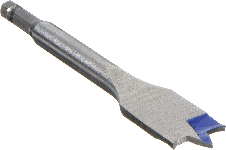 3 Pack Irwin 88820 Speedbor 1-1//4 x 6 Standard Length Spade Bit