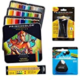 Prismacolor 72-Count Colored Pencils, Triangular