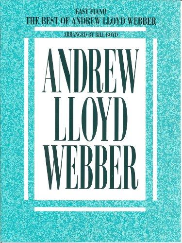 The Best of Andrew Lloyd Webber Songbook (Music Webber Andrew Lloyd)