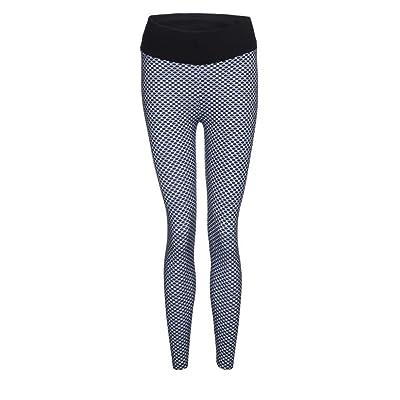 Leemon Damen Legging - Leggings - para mujer: Ropa y accesorios