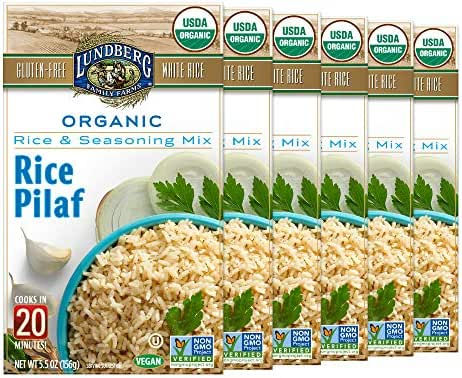 Rice: Lundberg Rice Pilaf