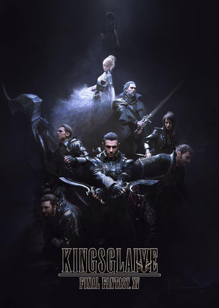 Final Fantasy XV - Kingsglaive [DVD]: Amazon.es: Cine y ...
