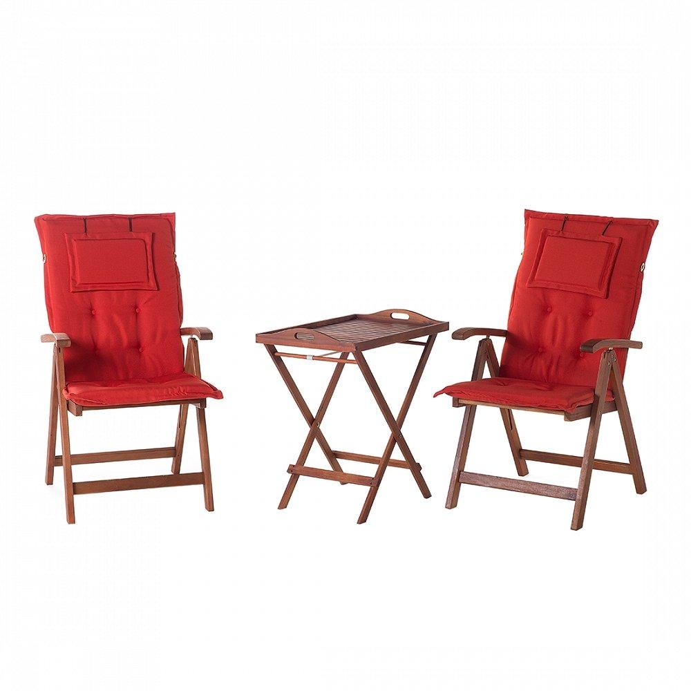 Gartenmobel Balkonmobel Holzmobel Tisch Mit 2 Stuhlen Und 2