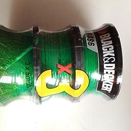 BLACK+DECKER A6486-Xj - Pack de 3 Bobinas de Hilo Para ...