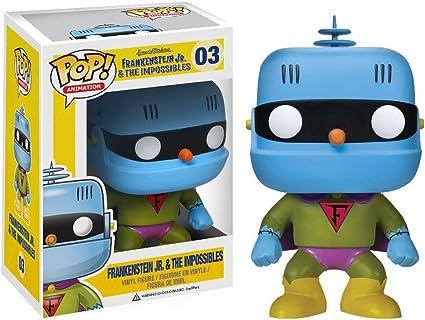 Funko POP Hanna Barbera: Frankenstein Jr. Toy Figure