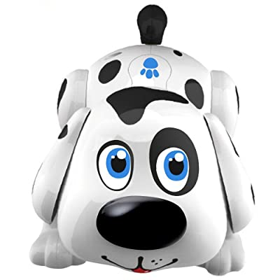 Electronic Pet Dog. Harry responds to touch with fun puppy activities, chasing, songs, and dog sounds