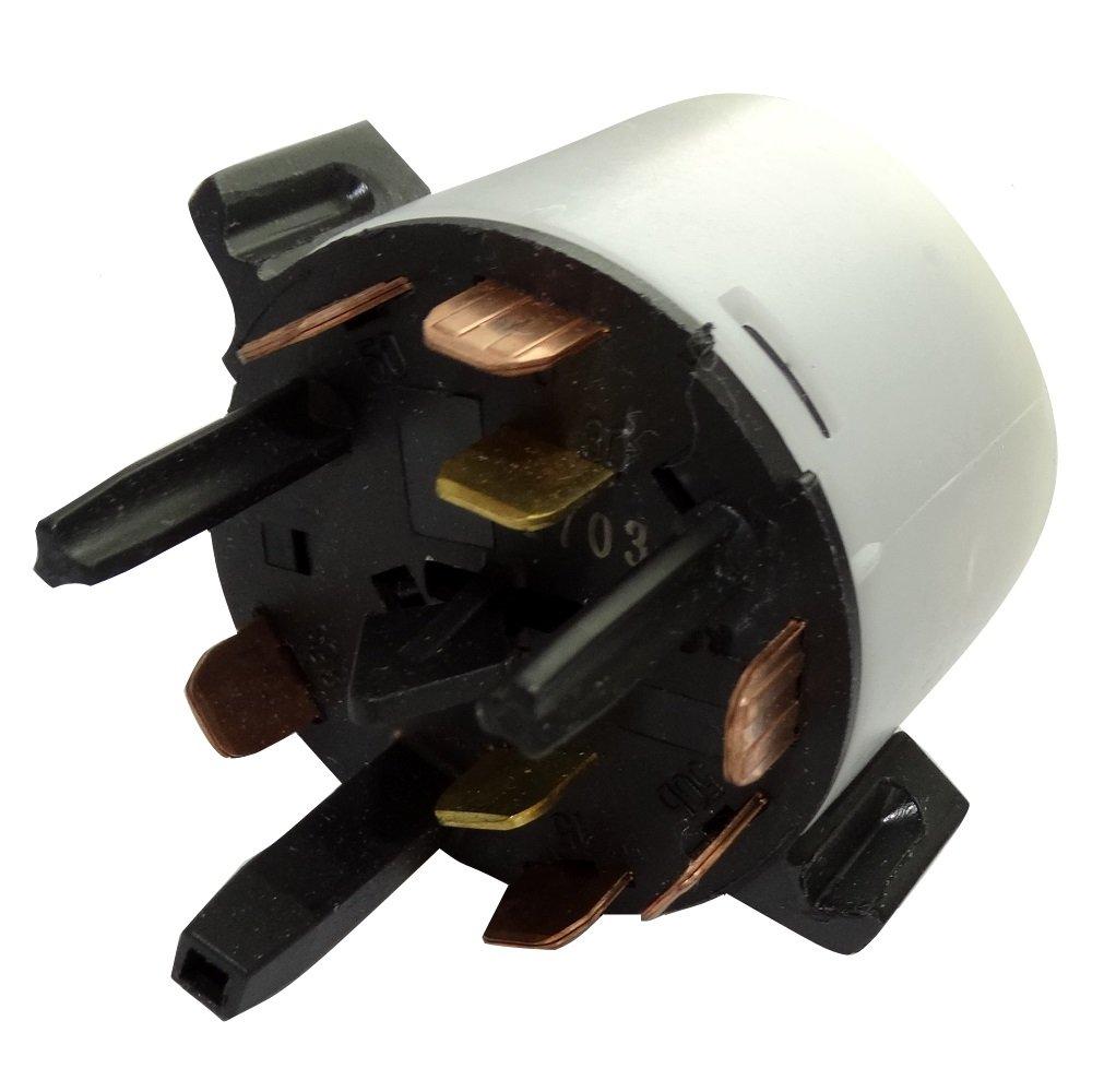 Interrupteur dallumage d/émarreur C40187 compatible avec 4B0905849 Aerzetix