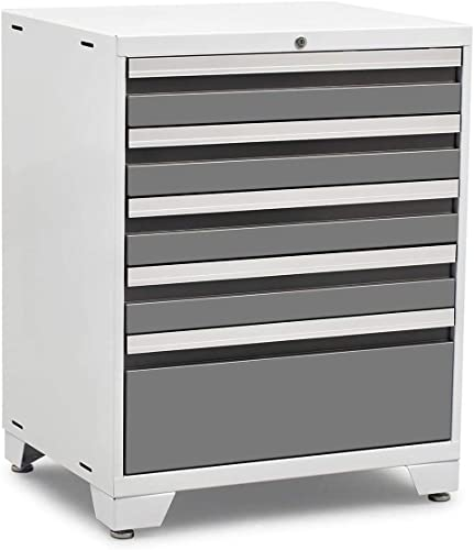 NewAge Products Pro 3.0 White Tool Drawer, Garage Cabinet, 52404