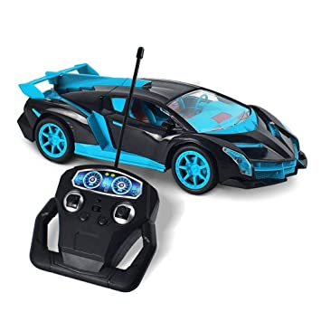 AUOKER Radio Remote Control Sport Racing, RC Car Toy with