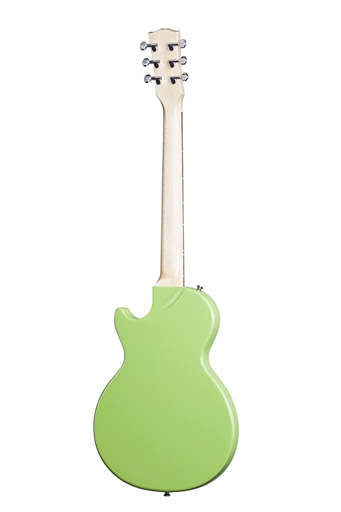 Gibson USA 2017 Les Paul Custom Special - Guitarra eléctrica, Light Green (Amazon Exclusivo): Amazon.es: Instrumentos musicales