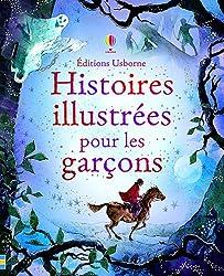 HISTOIRES ILLUSTREES PR GARCON