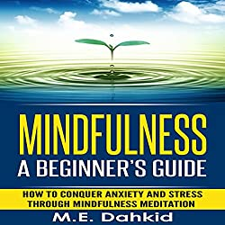 Mindfulness: A Beginner's Guide: How to Conquer Anxiety and Stress through Mindfulness Meditation