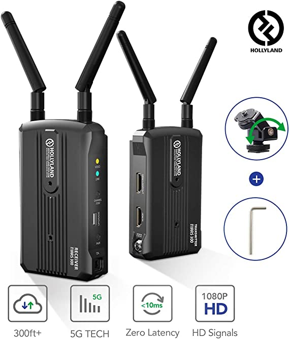 Wireless HDMI Video Transmitter and Receiver Kit