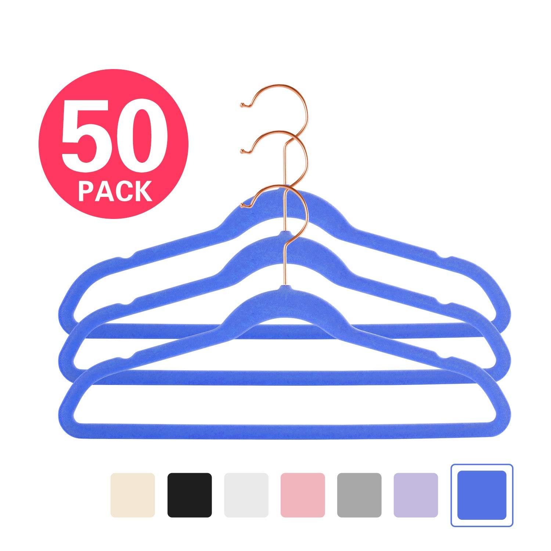 Black//Rosegold Kids Velvet Hangers,14 wide with Copper//Rose Gold Hooks,Space Saving UltraThin,NonSlip Hangers,Petite hangers,Junior hangers,Childrens hangers,Clothes Hangers,rose gold hangers