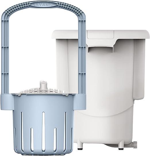 Amazon.com: Lavario Lavadora portátil para ropa, manual, no ...