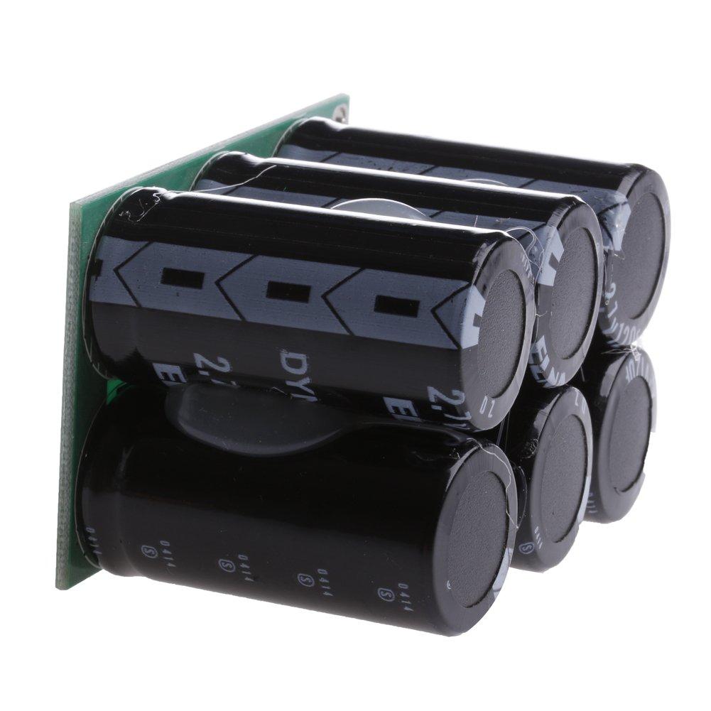Forgun 1PC Farad Capacitor 2.7V 500F 3560MM Super Capacitor