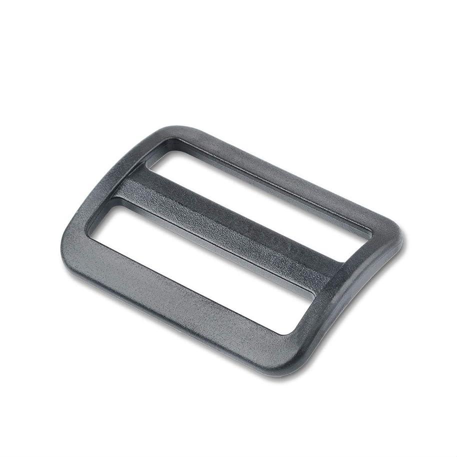 パーチナシティマラウイテスピアンDYZD ベルトクリップ テープクリップ 補助バックル バラエティー幅テープに適用 軽量プラスチック製 10個入り 50MM