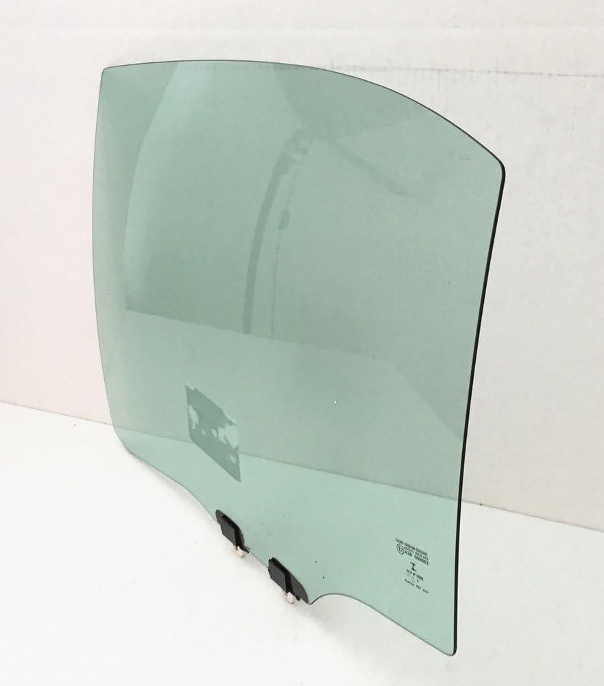 NAGD Compatible with 2005-2010 Honda Odyssey Mini Van Driver Side Left Rear Sliding Cargo Door Window Glass