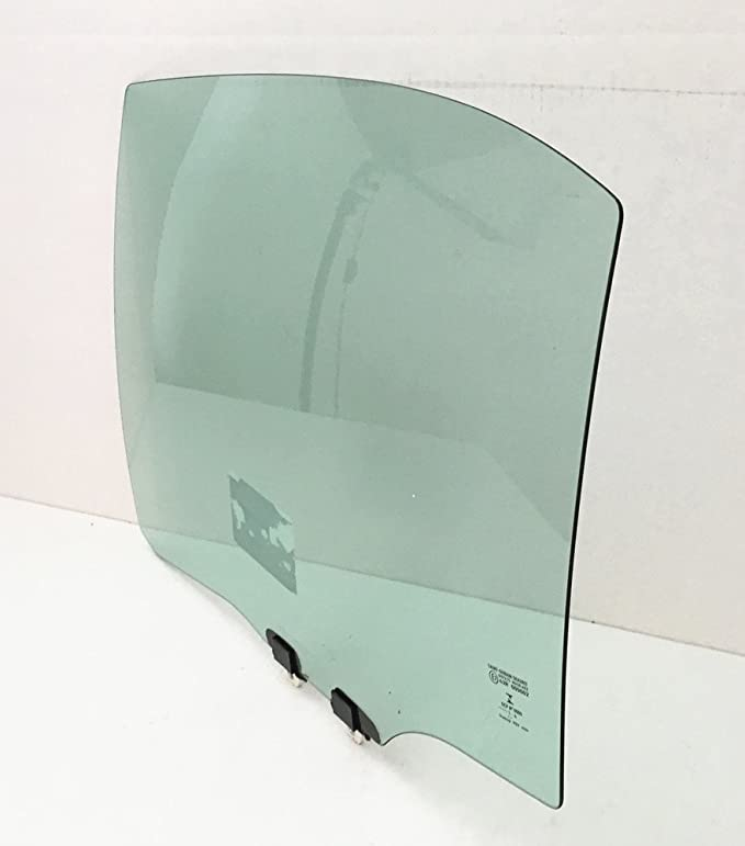 NAGD Passenger Right Side Rear Vent Window Vent Glass Compatible with Infiniti G35 G37 G25 Q40 4 Door Sedan 2007-20015 Models
