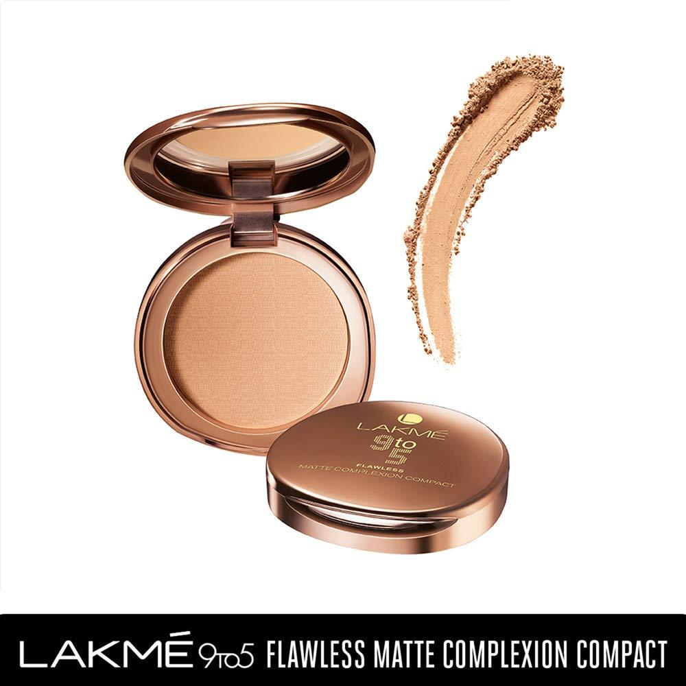 Lakme powder for oily skin