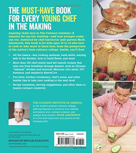 Amazon The Young Chef Recipes And Techniques For Kids Who Love