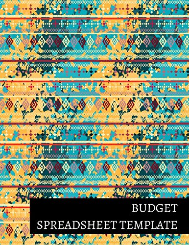 Download Budget Spreadsheet Template PDF