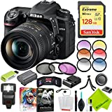 Nikon D7500 DSLR Digital Camera with Nikon?16-80mm f/2.8 Lens Beginner Bundle