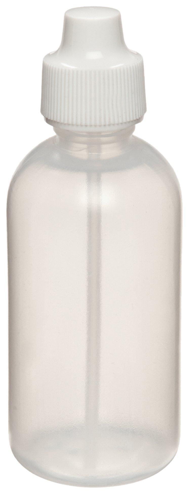 Bel-Art Polyethylene 60ml (2oz) Indicator Bottles (Pack of 12) (F11662-0000)