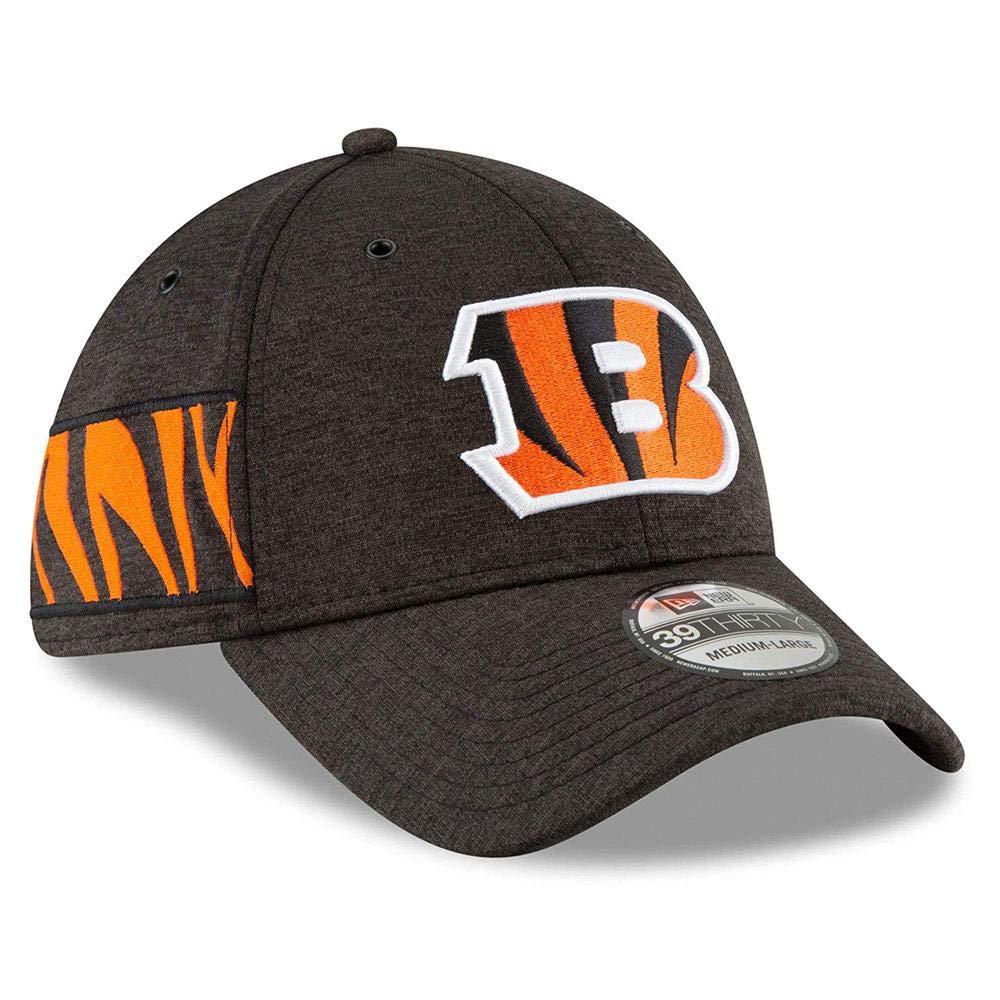 New Era Cincinnati Bengals 2018NFL on Field Home 39THIRTY cap