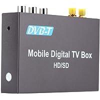 KKmoon DVB-T TV Coche,DVB-T Box Multi Canales Digital