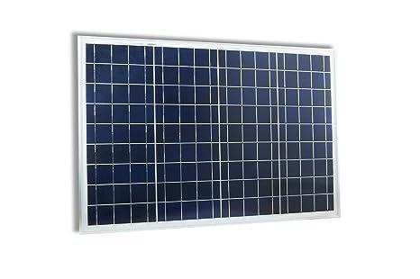 Pannello solare fotovoltaico celle silicio w watt v batteria