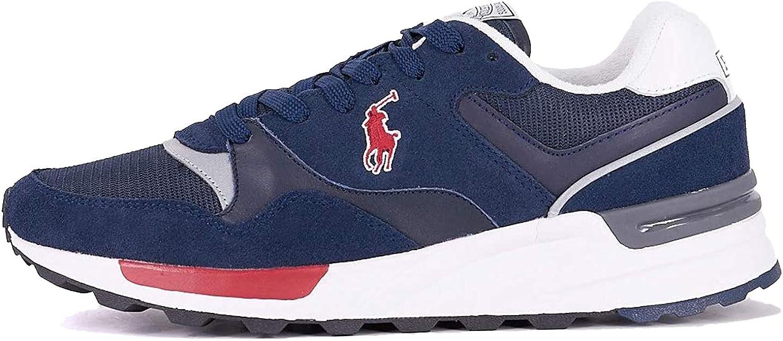 Zapatillas Ralph Lauren Trackstr Pony: Amazon.es: Zapatos y ...
