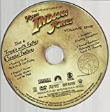 The Adventures of Young Indiana Jones Volme 1 Disc 6 Replacement Disc Travels With Father & Special Features!