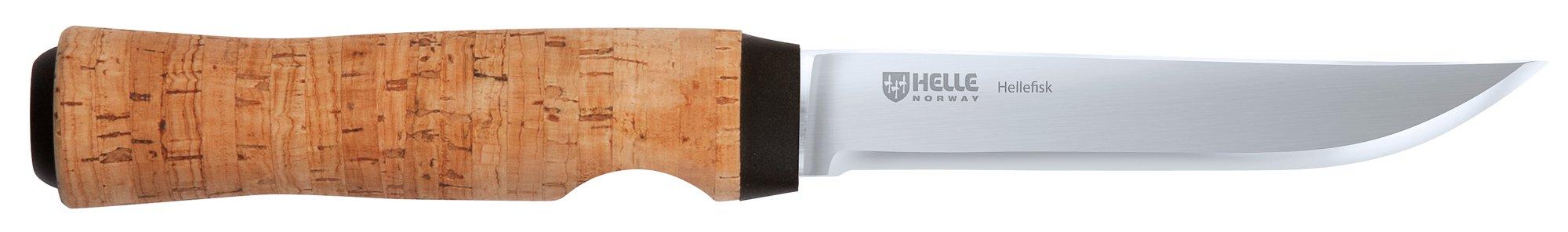 Helle Hellefisk Knife