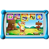 Kids Tablet, B.B.PAW 7 inch 1+16G WiFi Android 9.0 Google Certified Tablet for Kids with 120+ English Learning&Training Apps