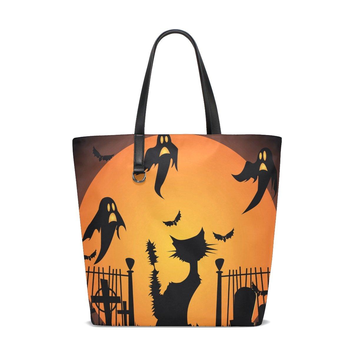 Amazon.com: giovanior gato negro bolsa de playa bolsa de ...