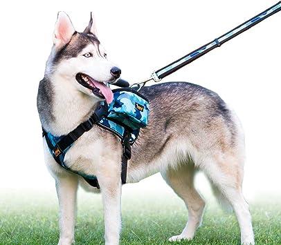 haveget extraíble al aire libre mochila perro arnés ajustable de ...
