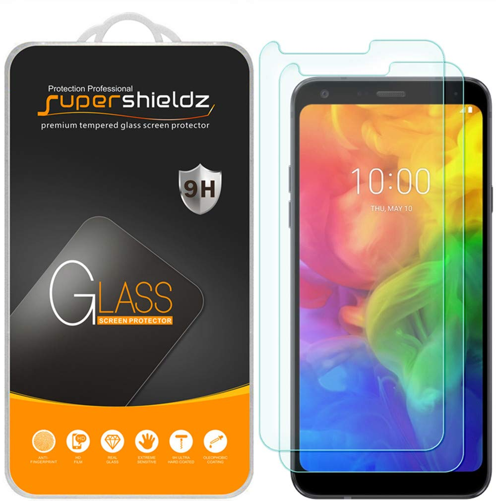 Vidrio Templado LG Q7 Plus Anti Scratch Bub [2un] (7GV3Q29D)