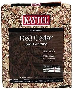 Kaytee Cedar Bedding, 1000 Cubic Inch