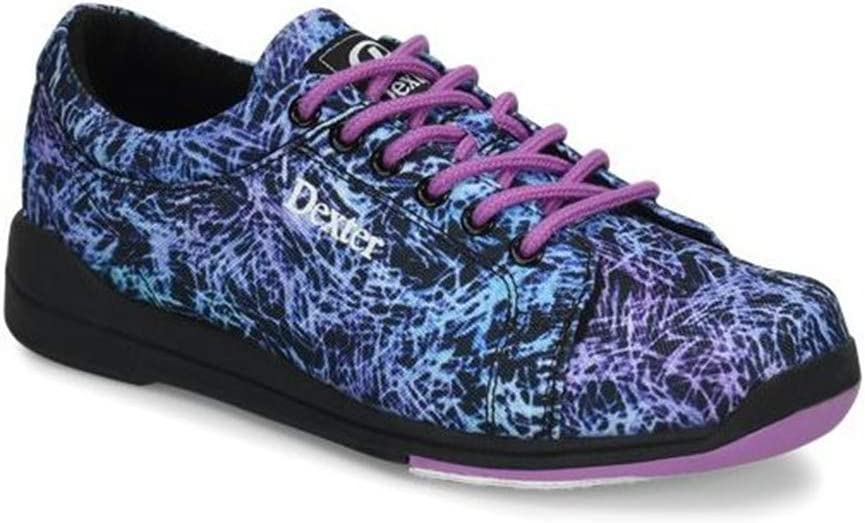 Dexter Ultra Black Abstract Ladies Size 5