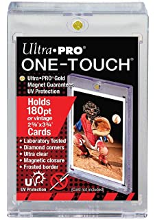 Amazoncom 5 Ultra Pro One Touch Magnetic Card Holder