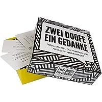 Kylskapspoesi 43020 - Zwei Doofe ein Gedanke, Hier gleicht keine Runde der Anderen, Kartenspiel