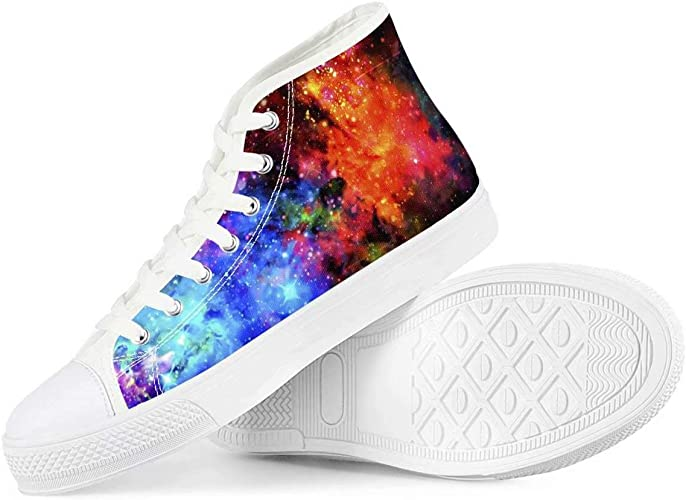 Fashion Canvas Men/'s Casual High Top Sport shoes Sneakers Athletic Running Shoes